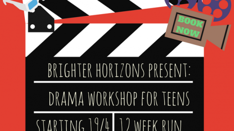 Drama Workshop for Teens