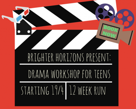 Drama Workshop for Teens