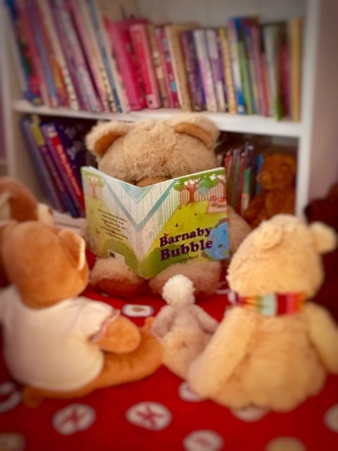 A chance to win a copy of Barnaby Bubble