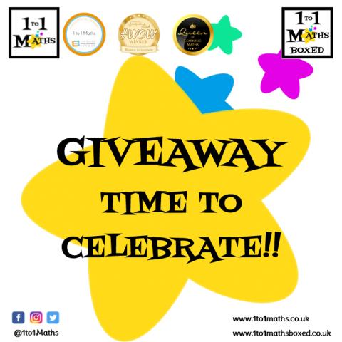 Win a Maths Subscription Box (16th August)