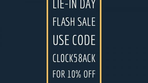 National Lie in Flash Sale