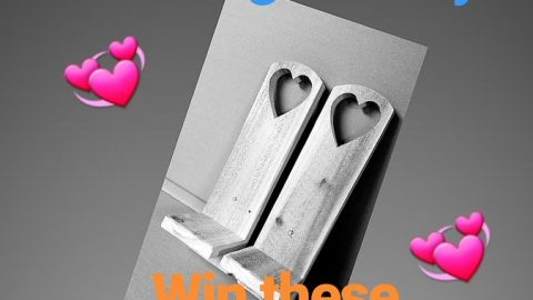 WIN! A pair of wall sconce candle holders ends (17/10/2019)