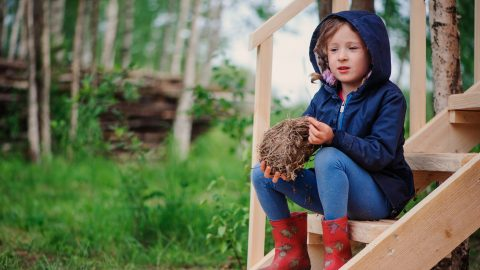 Autumn ideas to put a spring in your child's step
