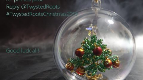 Win this Christmas tree in a bauble (Ends: Wed 30th October)
