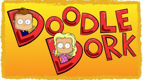 DoodleDork Blog – Latest Work & News