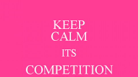 FREE TO ENTER COMPETITION