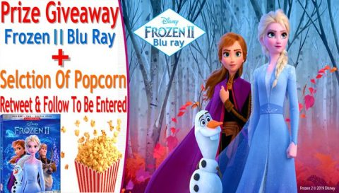 The Popcorn and Candyfloss Company Competition!